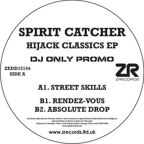 "Spirit Catcher/HIJACK CLASSICS EP 12"""