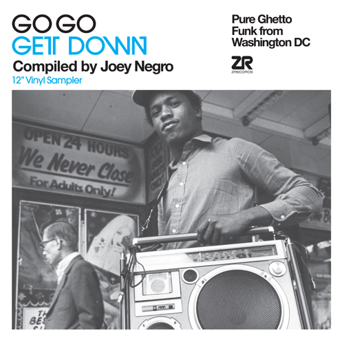 Various/GOGO GET DOWN (JOEY NEGRO) 12""