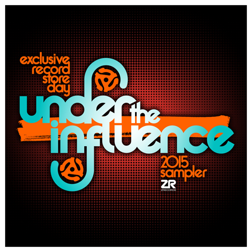 """Various/UNDER THE INFLUENCE 2015  12"""""""