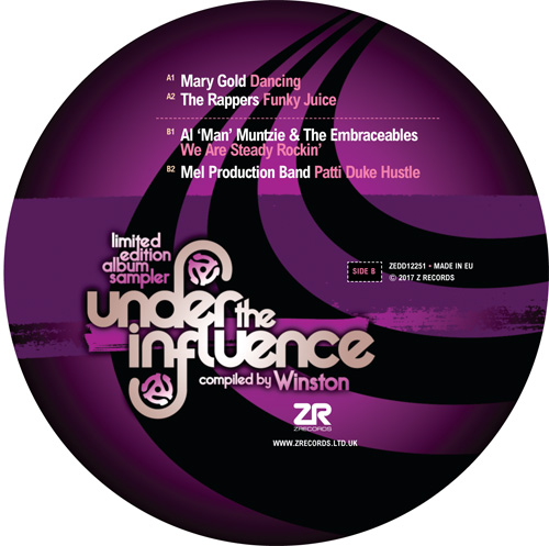 Various/UNDER THE INFLUENCE V6 12""