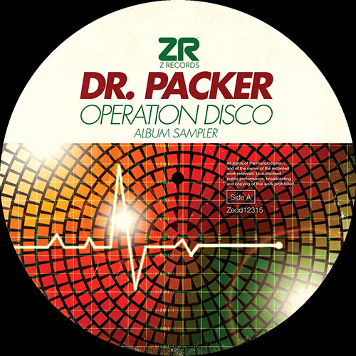Dr. Packer/OPERATION DISCO SAMPLER 12""