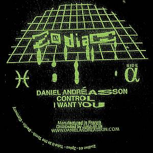 """Daniel Andreasson/CONTROL 12"""""""
