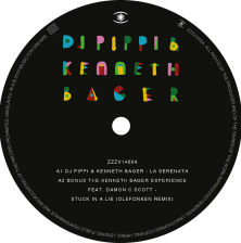 "DJ Pippi & Kenneth Bager/LA SERENATA 12"""