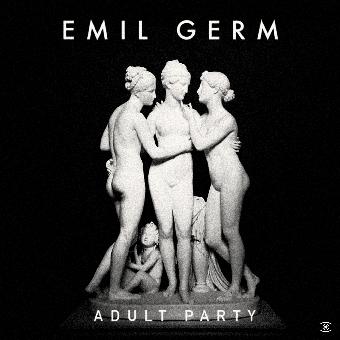 """Emil Germ/ADULT PARTY LP SAMPLER 12"""""""