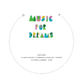 "Mads Dalholt/CHARITE EP 12"""