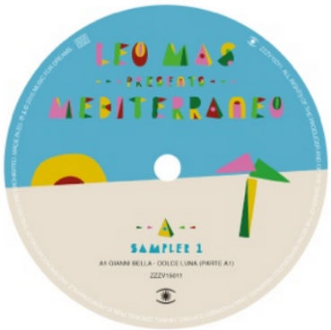 """Various/MEDITERRANEO SAMPLER 1 12"""""""