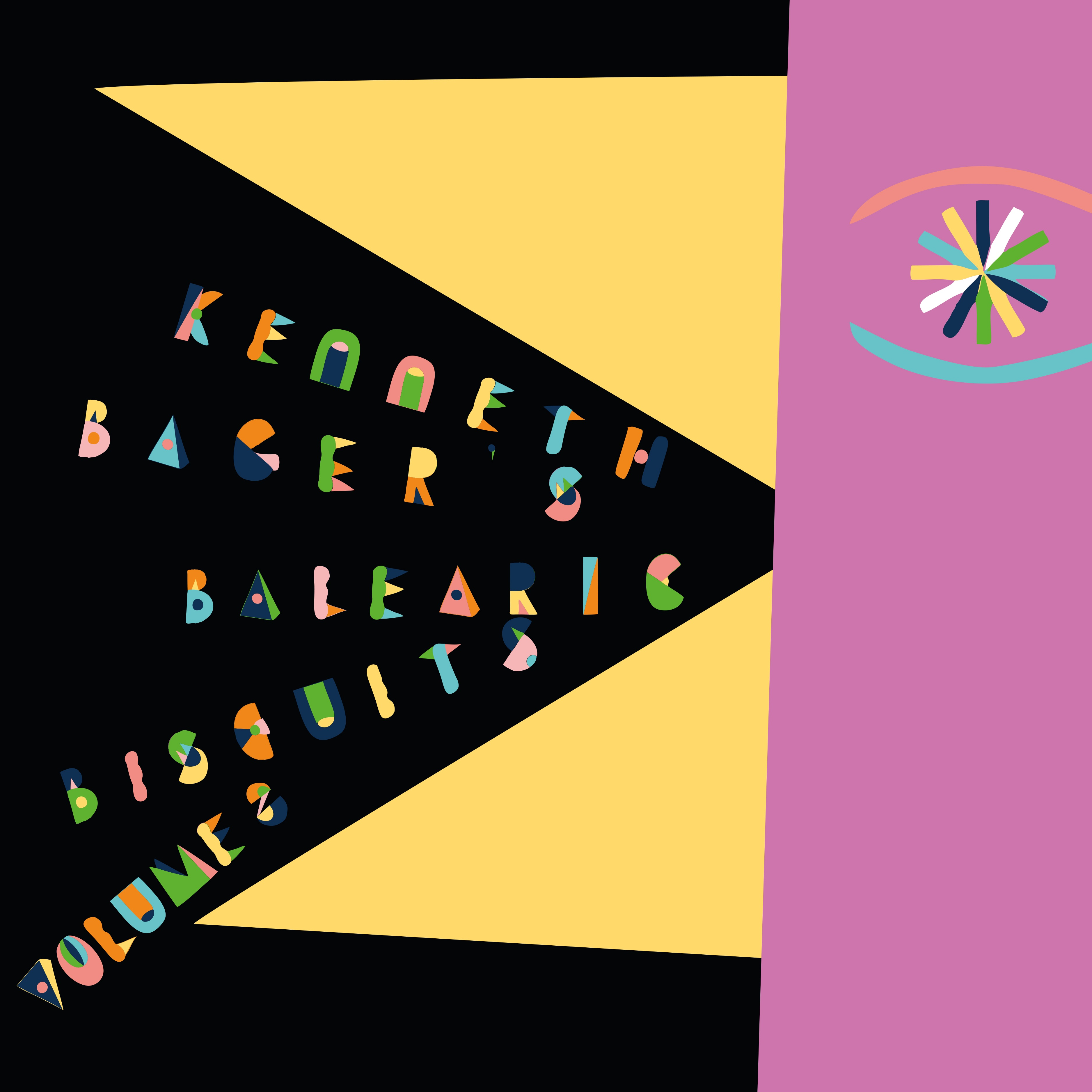 Various/BALEARIC BISCUITS VOL. 2 DLP
