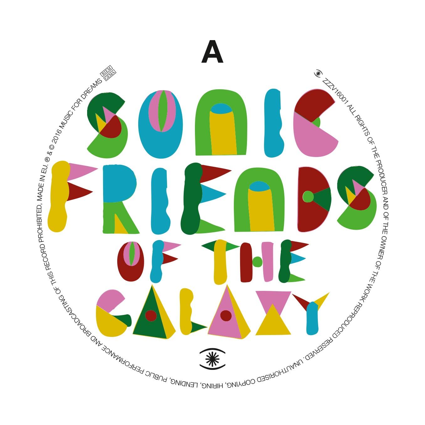 """Sonic Friends/ADAMO & EVA REMIXES 12"""""""