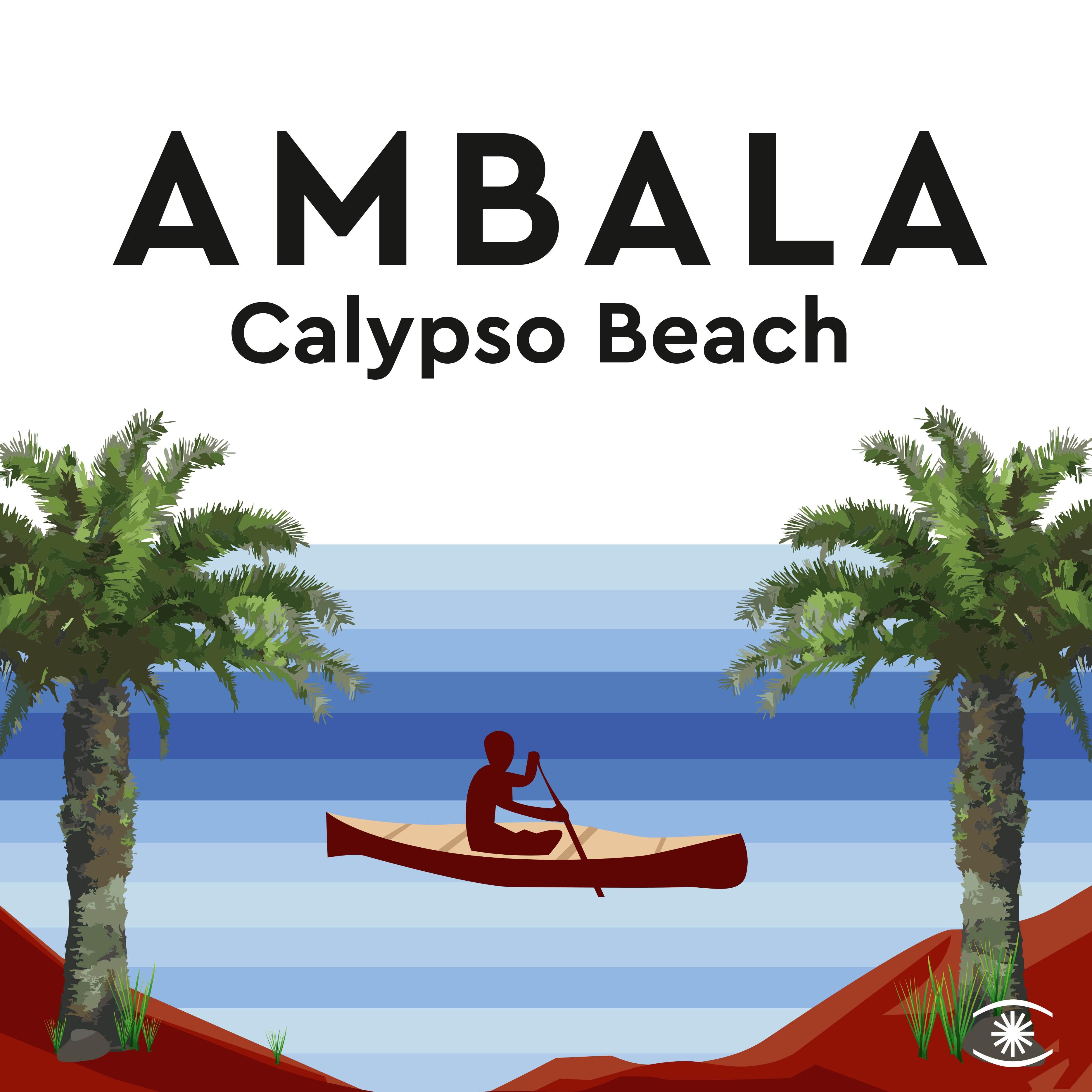 "Ambala/CALYPSO BEACH 12"""