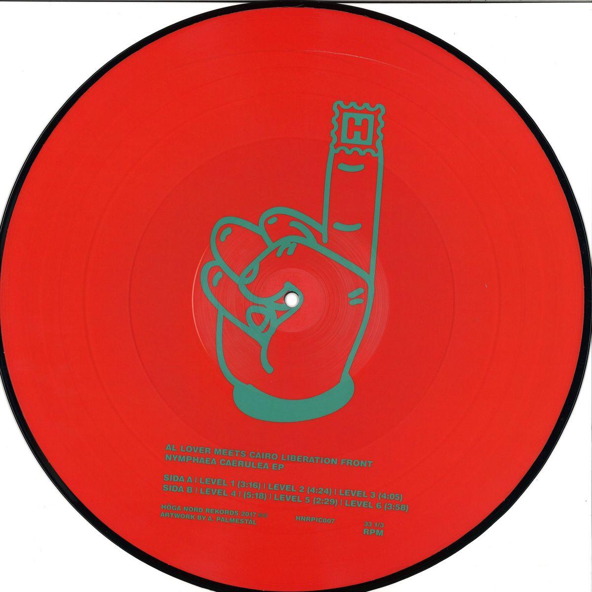 """Al Lover vs CLF/NYMPHAEA CAERULEA EP 12"""""""
