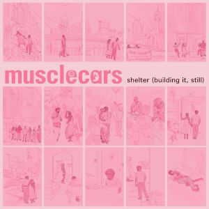 """Musclecars/SHELTER (RON TRENT REMIX) 12"""""""