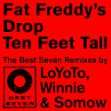 """Fat Freddy's Drop/TEN FEET TALL RMX 12"""""""