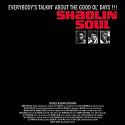 Various/SHAOLIN SOUL EPISODE 1 DLP