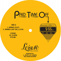 Paid Time Off/DRINKS & CASUAL FRIDAY 12""