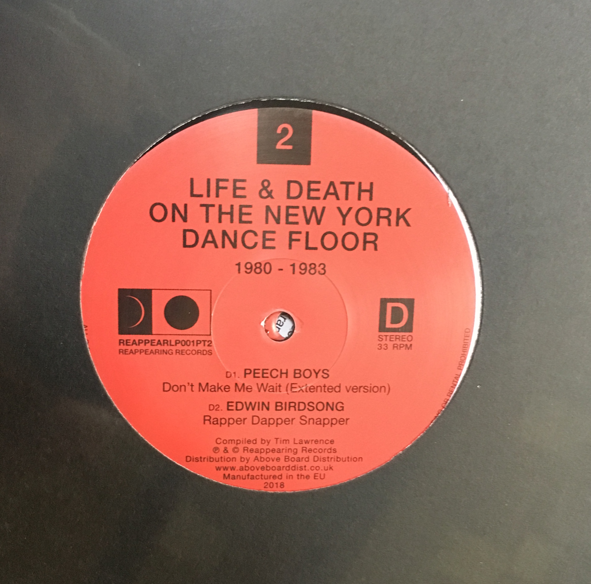 Various/LIFE & DEATH... PT 2 DLP