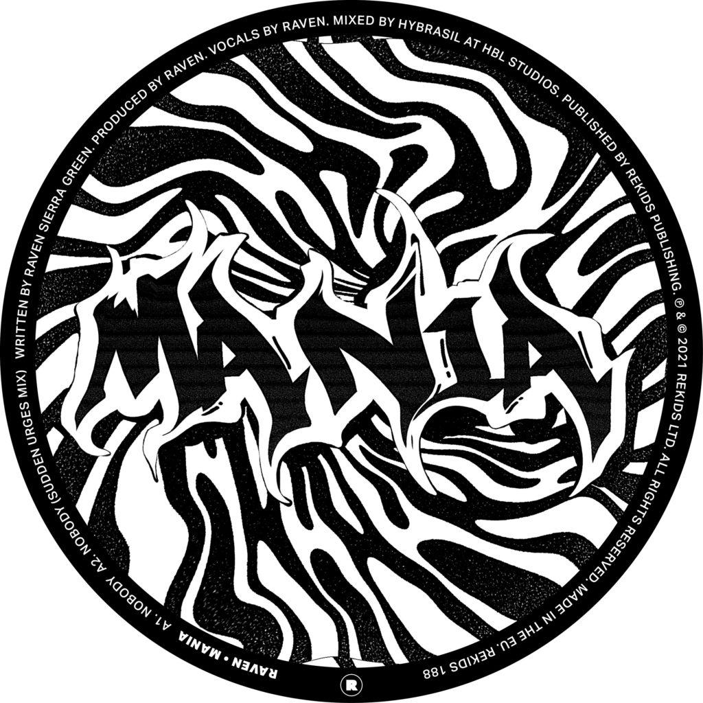 """Raven/MANIA EP 12"""""""