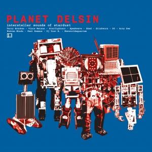 Various/PLANET DELSIN CD