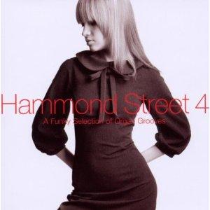 Various/HAMMOND STREET VOL 4 CD