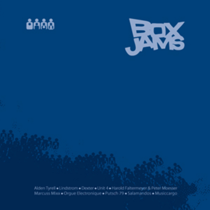 Various/BOX JAMS CD