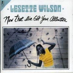 Lesette Wilson/NOW THAT I'VE GOT... CD