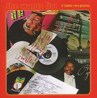 Various/WANTS LIST 1 CD