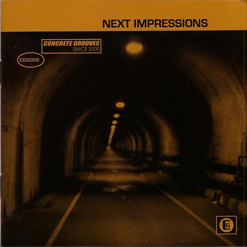 Various/NEXT IMPRESSIONS CD
