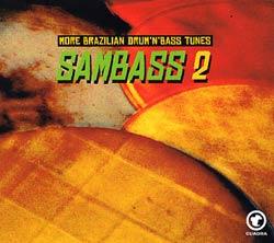 Various/SAMBASS 2: BRAZILIAN D&B CD