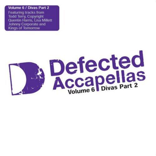 Various/DEFECTED ACCAPELLAS 6 LP