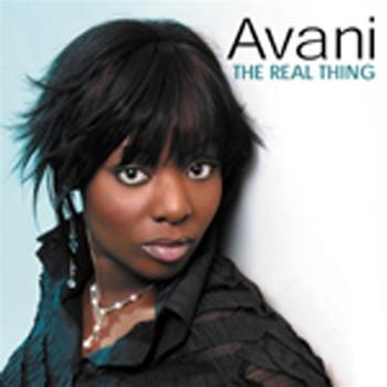 Avani/THE REAL THING  CD