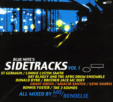 Various/BLUE NOTE SIDETRACKS VOL.1 CD