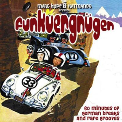 Marc Hype & Katmando/FUNKVERGNUGEN CD