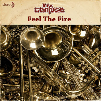 Mr. Confuse/FEEL THE FIRE (+ CD) DLP