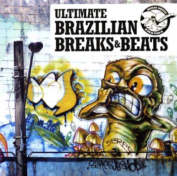 Various/ULTIMATE BRAZILIAN BREAKS CD