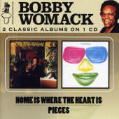 Bobby Womack/HOME IS WHERE & PIECES CD