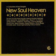 Various/NEW SOUL HEAVEN CD