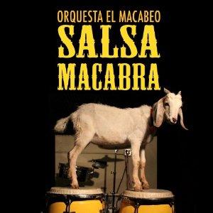 Orquesta El Macabeo/SALSA MACABRA CD
