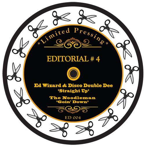"Various/EDITORIAL #4 12"""