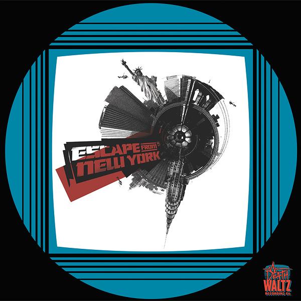 John Carpenter/ESCAPE FROM NEW YORK LP