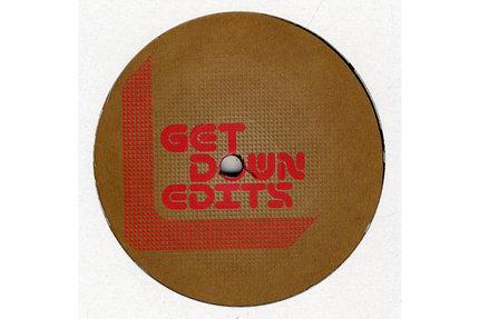 "Get Down Edits/VOLUME 4 EP 12"""