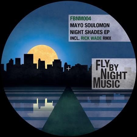 """Mayo Soulomon/NIGHT SHADES(RICK WADE)12"""""""