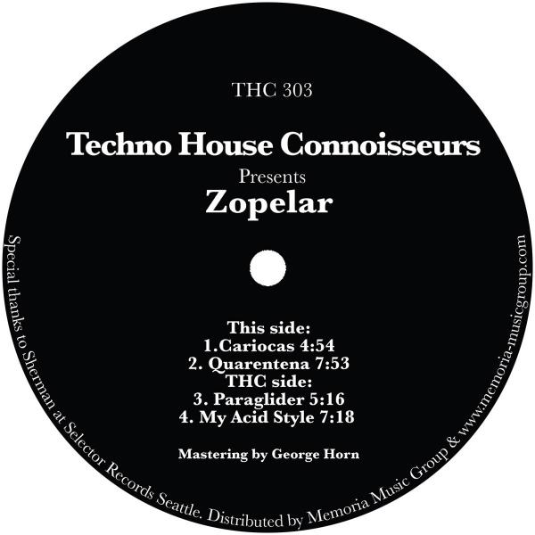 "Zopelar/THC 303 12"""