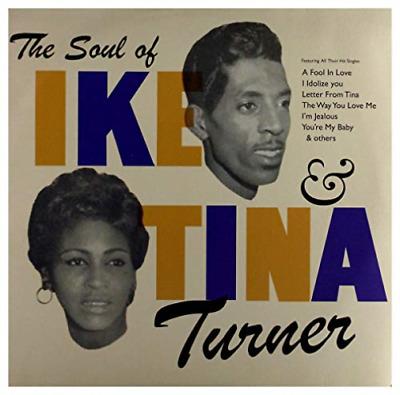 Ike & Tina Turner/SOUL OF IKE & TINA LP